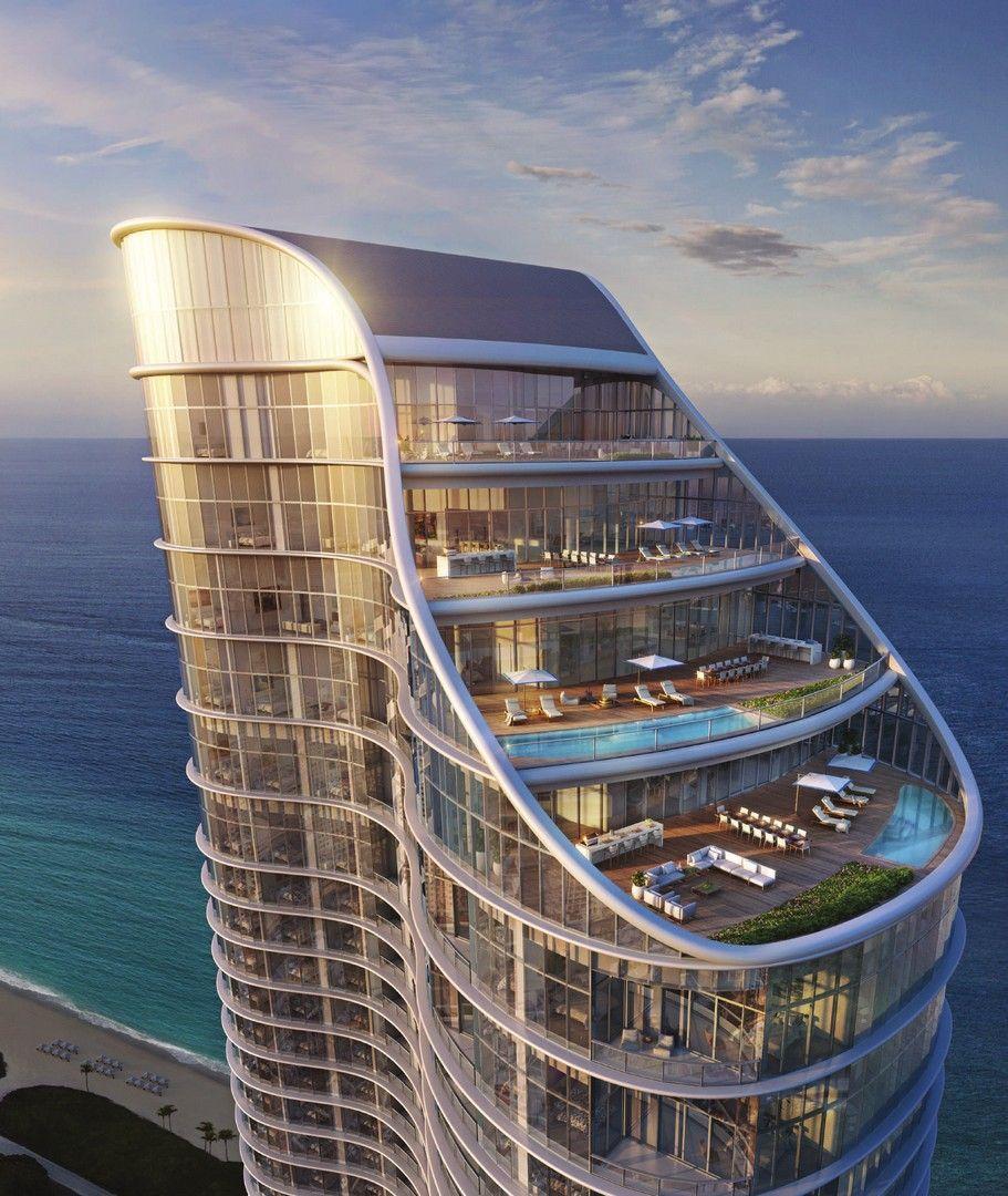 Продажа и инвестиции в квартиры Америки, Маями Ritz-Carlton Residences