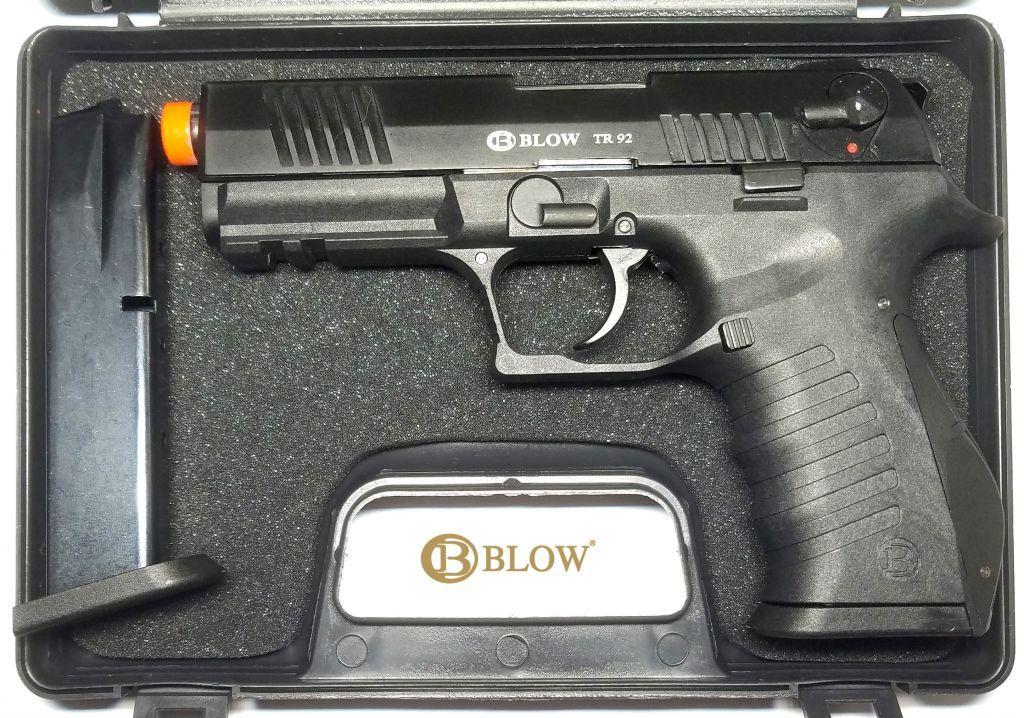 Стартовый пистолет Carrera GT-50 (Blow TR 92) магазин