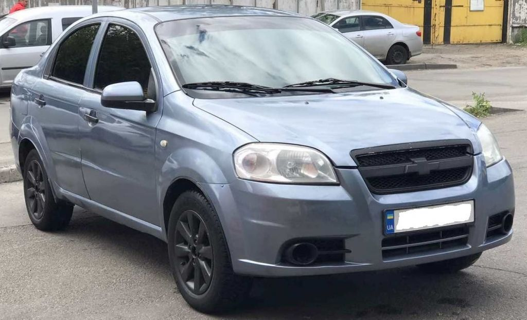 аренда авто под выкуп Шевроле Авео без залога Киев