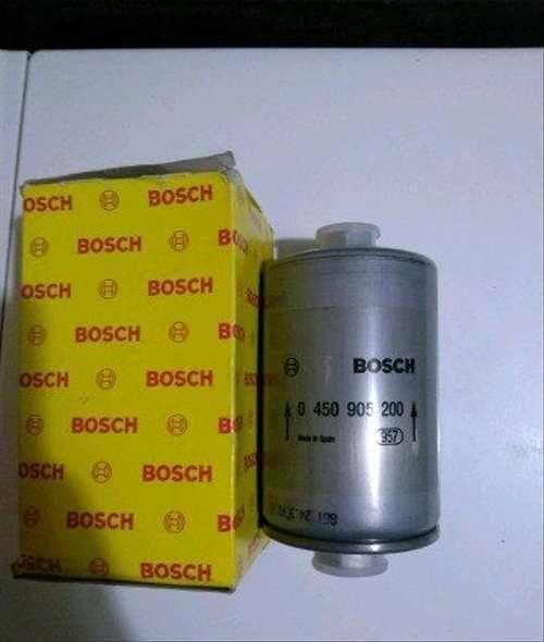 фильтр автомобильный BOSCH