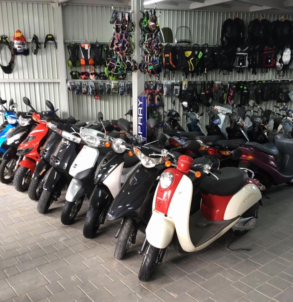 Скутер Ямаха в Виннице
