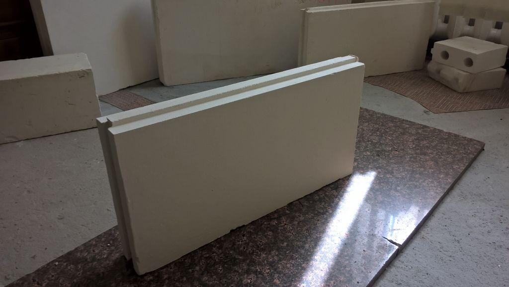 Производим и продаем пазогребневые гипсоплиты для быстрого и простого возведения стен