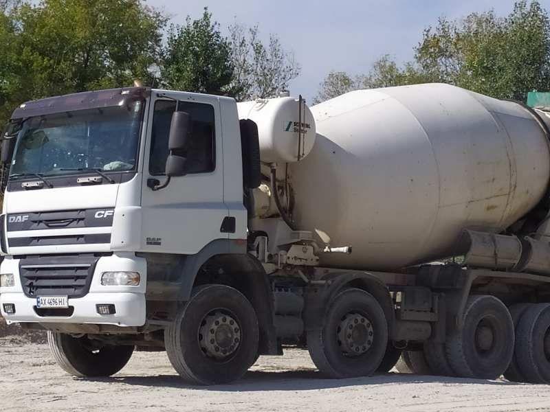 Бетон Харьков с доставкой по городу и области
